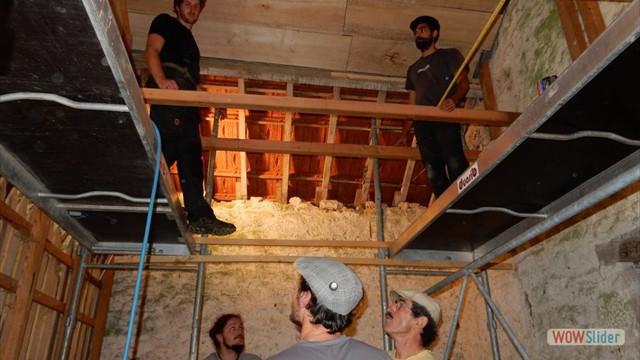 Jour 2 - On passe à la mise en place de la structure